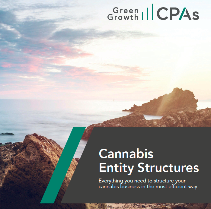 Cannabis Entity Structures